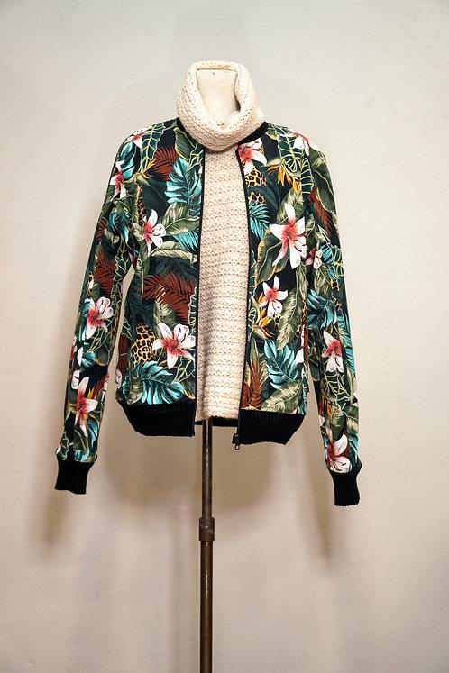 ATO Berlin Jacke Bebe mit floralem Muster