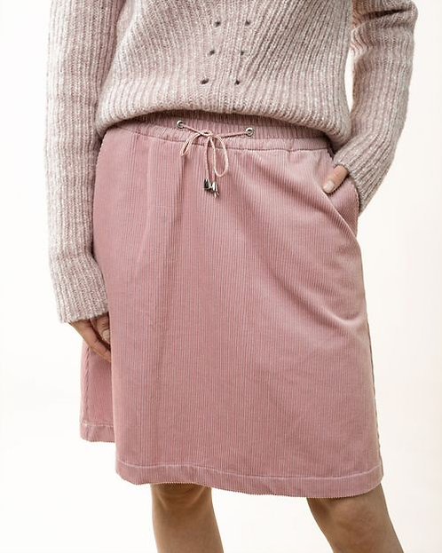 Alma & Lovis Cablecord Skirt Cord-Rock in Rose