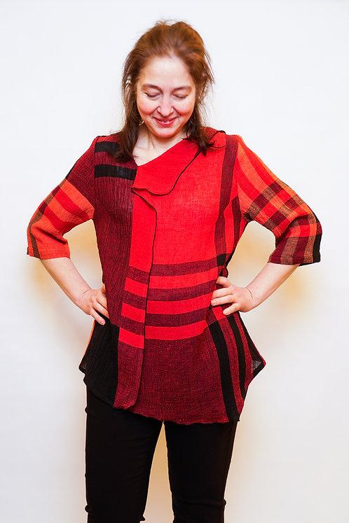 Manon Tunika in Rot