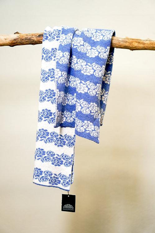 McKernan ROSLYN Schal mit floralem Muster