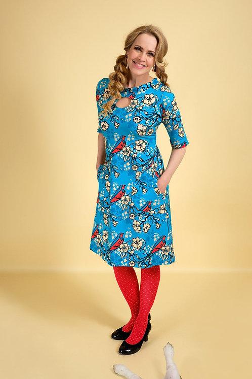 MARGOT Kleid Emmylou Lovebird