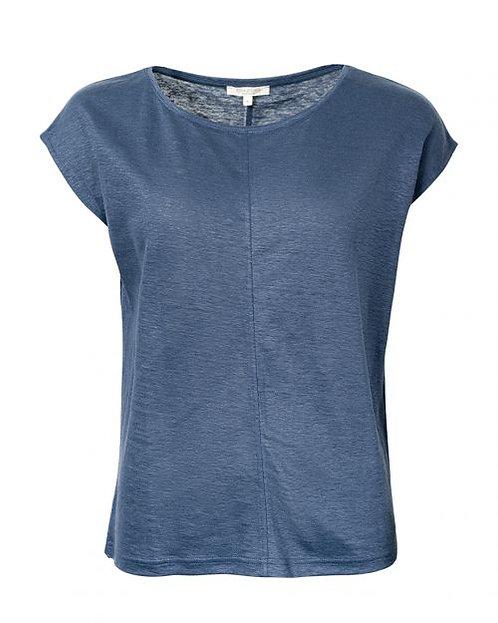 Alma & Lovis Hanf-Shirt im Oversized-Stil in Insigma