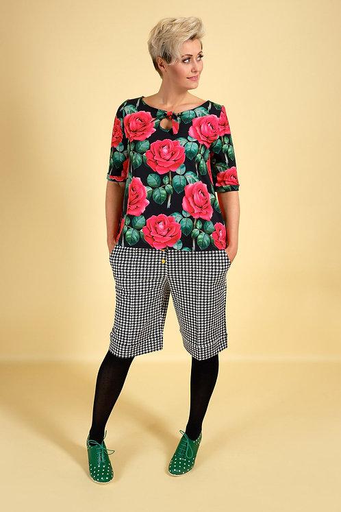MARGOT Bluse Ruby Rubb Rose