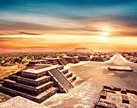 Teotihuacan ruines