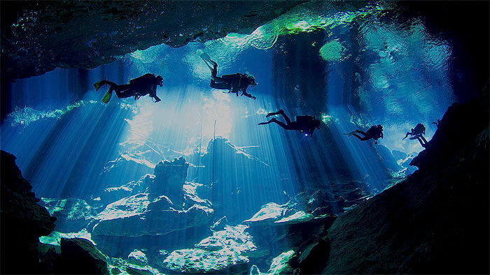 Try Dive at Casa Cenote + Reef ( All inc
