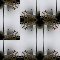 Microscopical pixeled reality