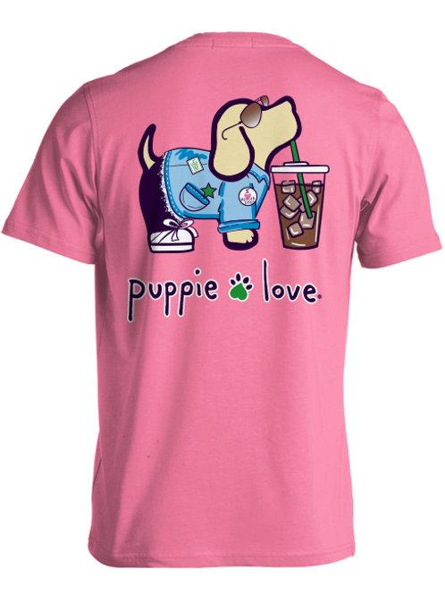 Iced Coffee Pup