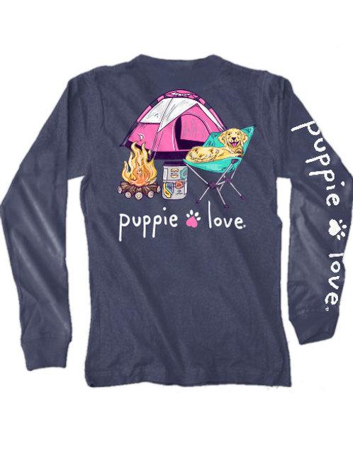 Campfire Pup
