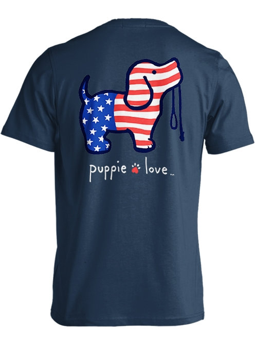 USA Pup (short sleeve)