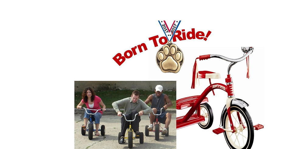 CPHS PEDAL FOR PAWS - Adult Tricycle Relay