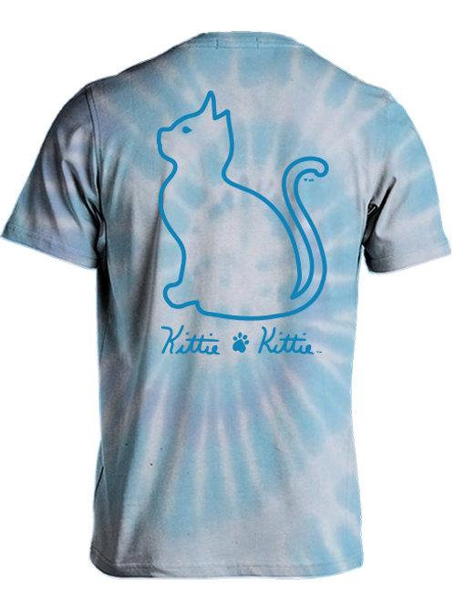 Kittie Kittie Wildflower Tie Dye SS