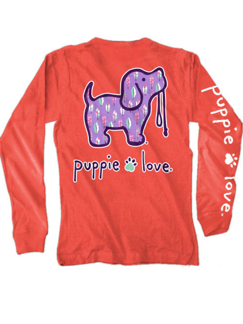 Feather pup LS