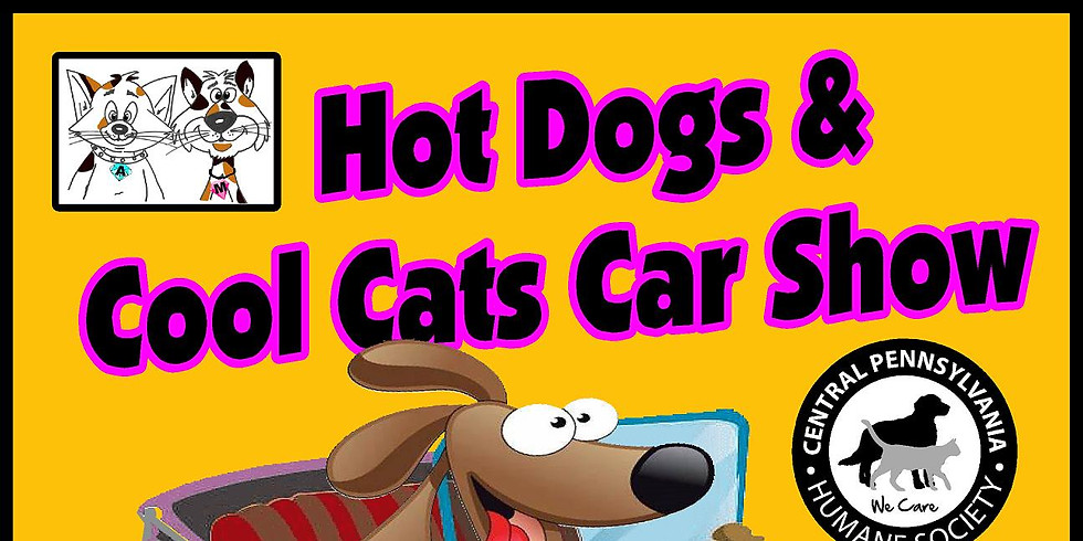 HOT DOGS & COOL CATS CAR SHOW