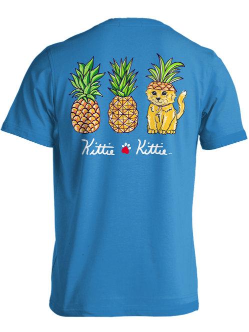 Pineapple kittie kittie