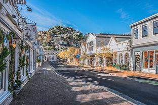 Downtown Tiburon
