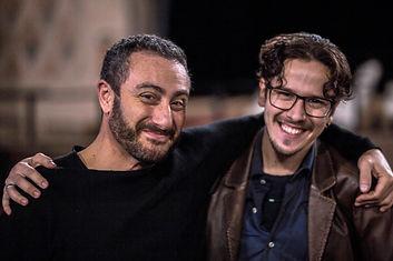 Gabriele Giannin e Claudio Insegno