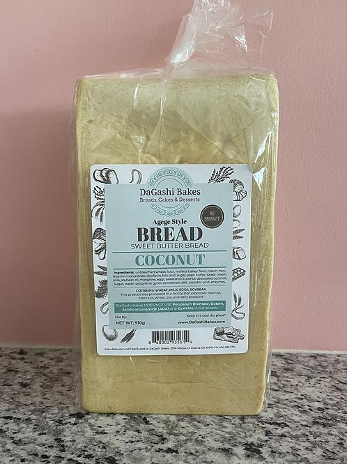 Coconut DaGashi Bakes Bread