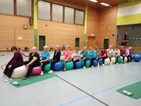 Übungsleiter/-in bzw. Trainier/-in für Frauengymnastik u.ä. gesucht