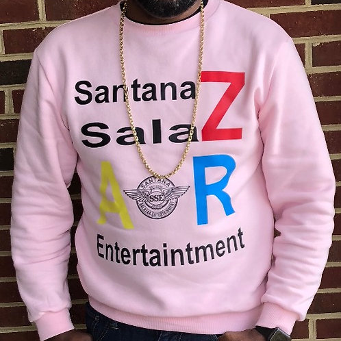 Pink Sweatshirt SSE Multi Color