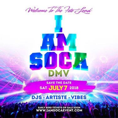 I AM SOCA - DMV