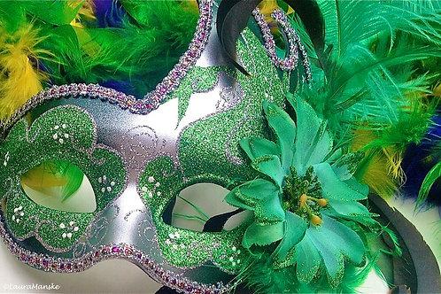 Carnival Triumph Mask