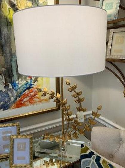 Chelsea House Gold Leaf Lamp