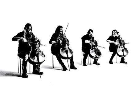 A la découverte du groupe Apocalyptica