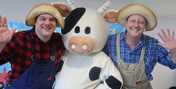 Funny Farmer liv kids show