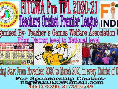 Teacher's Cricket Premiar League (TPL)