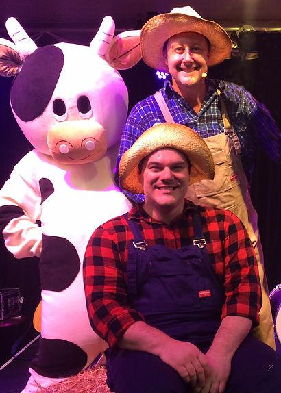 Funny Farmers Jolly Joy school shows