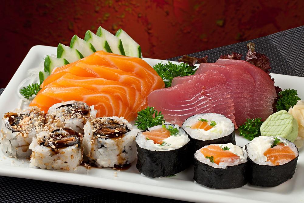sushi no rio de janeiro