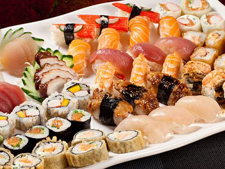 Comida japonesa no Rio de Janeiro: 6 curiosidades surpreendentes