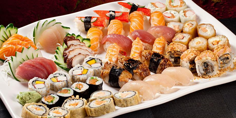 comida japonesa no rio de janeiro