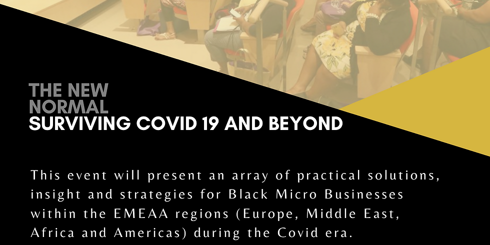 Black Business EMEAA Online Conference 2020