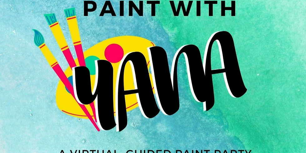 Paint with YANA (Private Event)