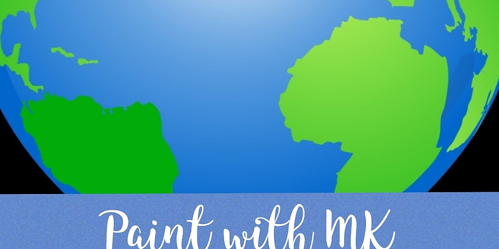 Paint with MK - Facebook Live (Free Event)