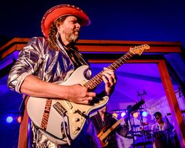 Matt the guitarman, Silvertwins of funk