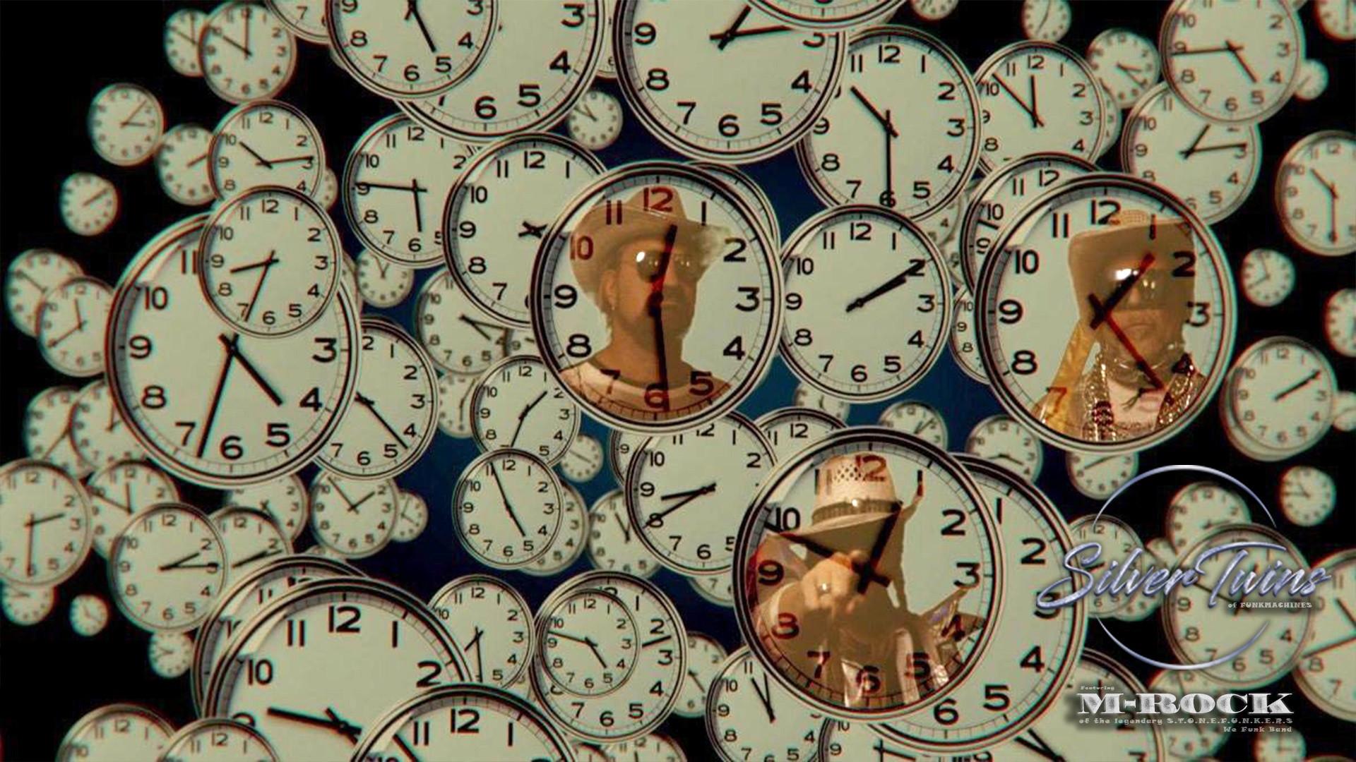 Time SilverTwins of funk alla I KLOCKOE.