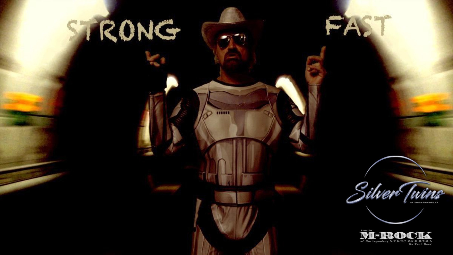 Time SilverTwins of funk EMRIK STRING FA