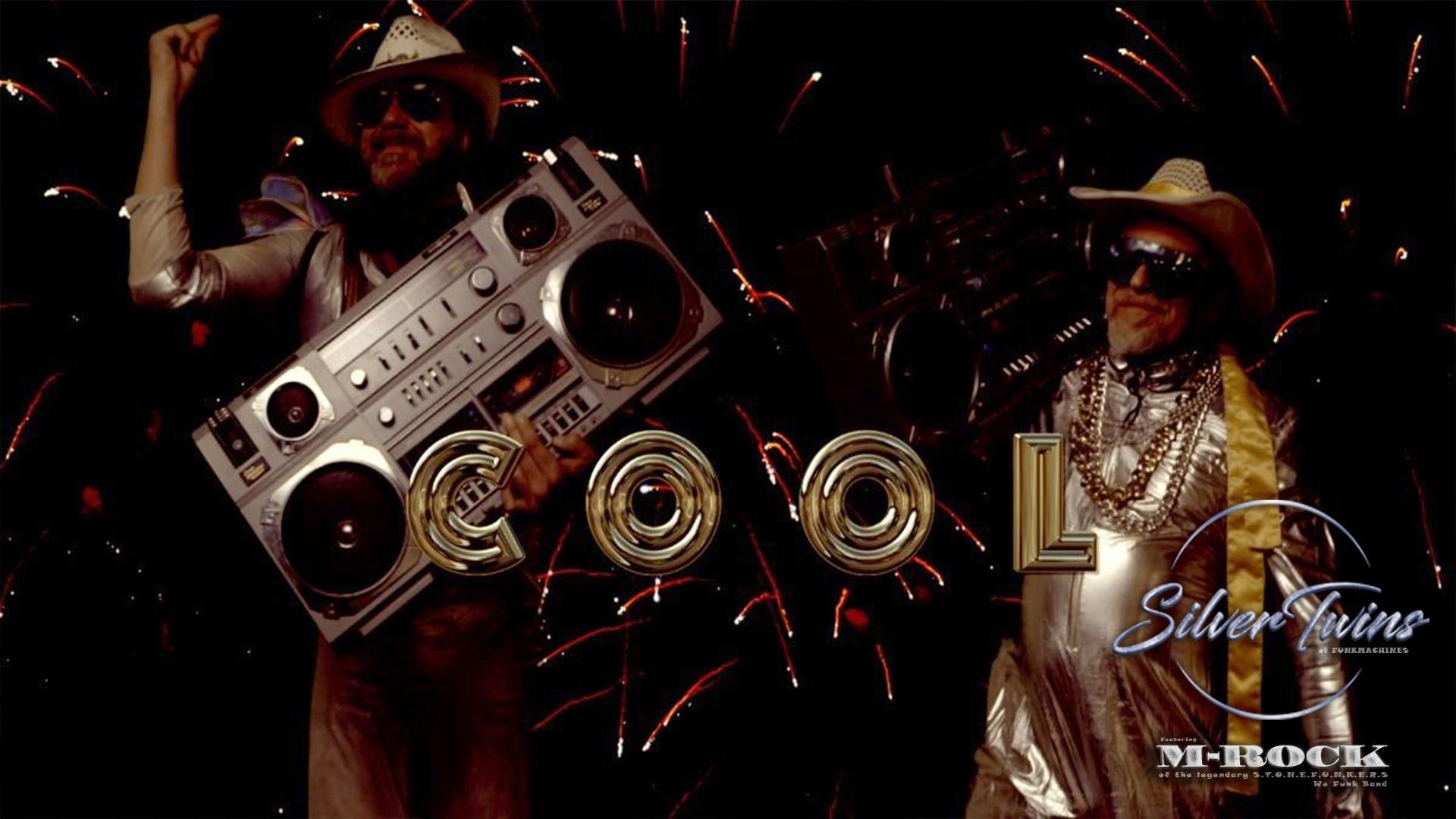 Time SilverTwins of funk COOL MATEE I FJ