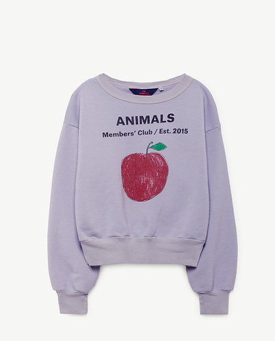 The Animals Observatory BEAR KIDS SWEATSHIRT 000742_128_GJ