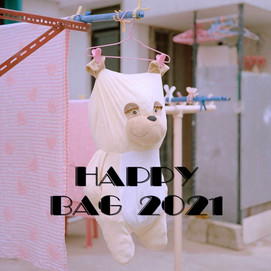 限定発売、本日15時より追加決定!HAPPY BAG 2021