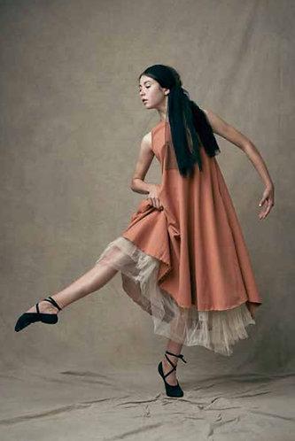LITTLE CREATIVE FACTORY Dancer's Dress MAUVE