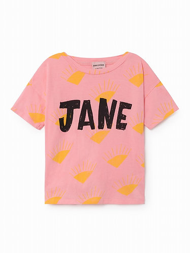 BOBO CHOSES Jane Shortsleeve T-shirt