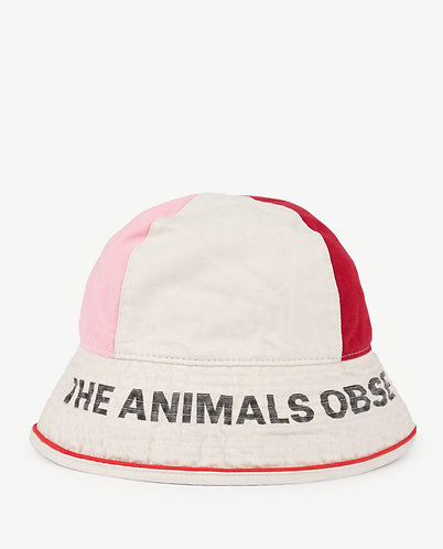 The Animals Observatory STARFISH HAT SOFT PINK