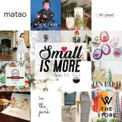 12月16日(SUN)small is more vol.11 @代官山に出店します