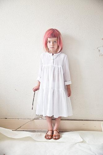 morley HIPPIE MOON WHITE DRESS