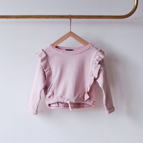 TOCOTO VINTAGE BABY GIRLS SWEAT S5118