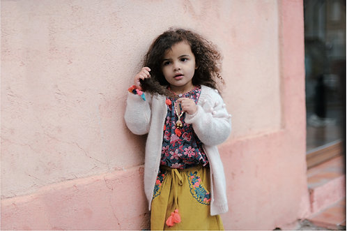 Louise Misha Skirt Sands Safran