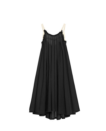 LITTLE CREATIVE FACTORY Ballet Sun Dress BLACK